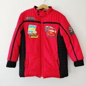 Disney Cars Lightning McQueen Jacket
